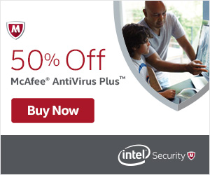 McAfee Total Protection Sale