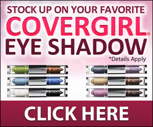Free Covergirl Eye Shadow Sample