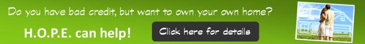 Bad credit home loan advertiser