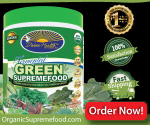 Fermented Green Supreme food review