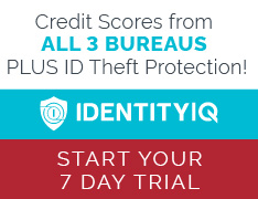 credit scores from all 3 bureaus banner