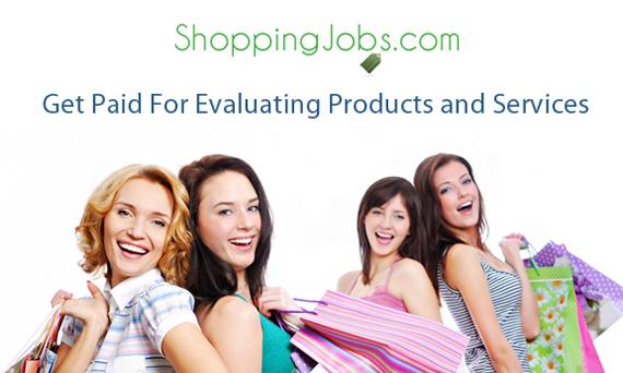 Get money for product evaluation