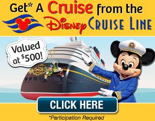 Get a disney cruise