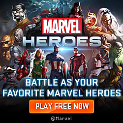 Marvel Heroes MMO Game