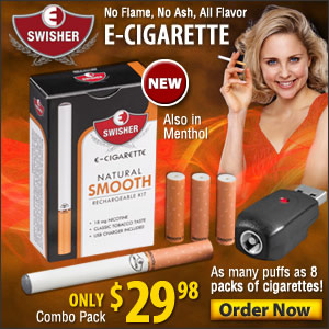 Thompson Cigar – E-Cig Combo – US