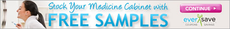 Stock Your Medicine Cabinet with FREE Samples